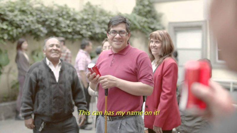 Coke Extends Share a Coke Campaign in Braille