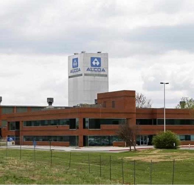 Alcoa factory