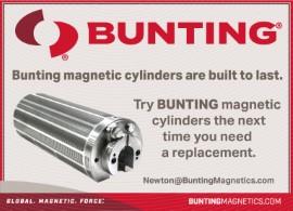 Bunting Magnetics skyscraper