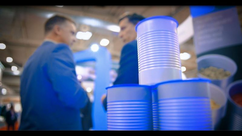 Tata Steel at Metpack 2017 – Timelapse