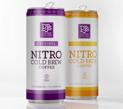 pj's nitro brew