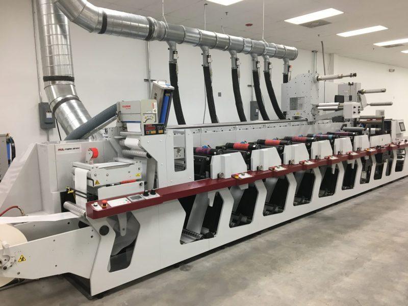 ACTEGA NA Press Installation