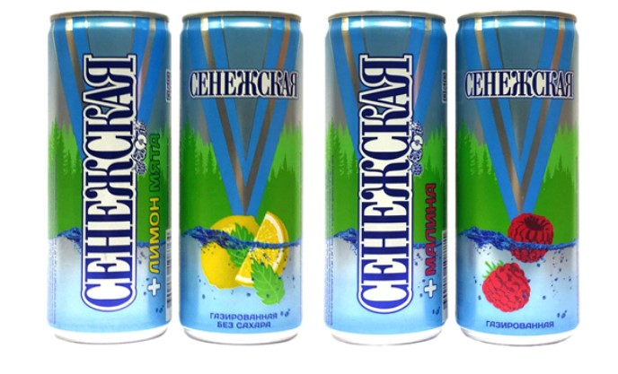 flavoured russian water