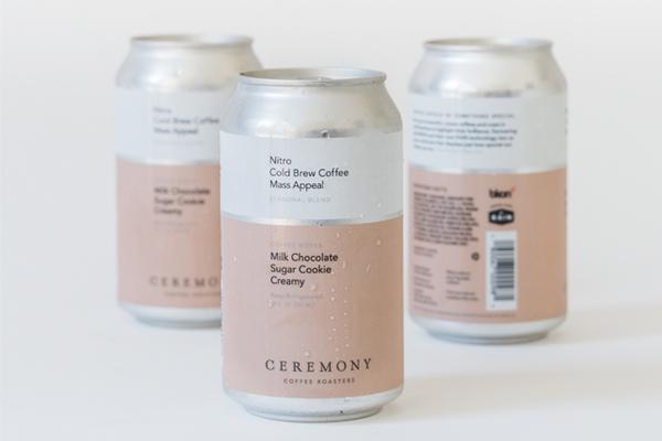 BKON ceremony cans