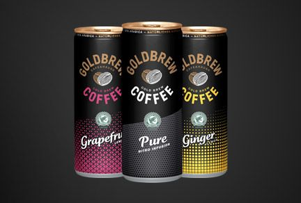 Goldbrew coffee