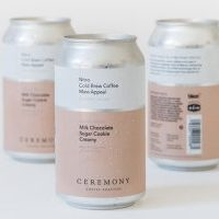 BKON ceremony cans