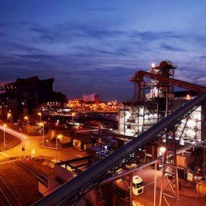 Tata Steel TV -Tata-Steel-HIsarna-Pilotplant-night-2018-01 2